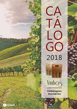 Catálogo de Embalagens e Acessórios para Vinhos